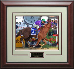 California Chrome Wins Preakness Stakes Photo Display