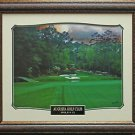 Augusta National Signed Photo Framed