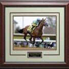 American Pharoah 2015 Breeders Cup Winner 16x20 Photo Display.