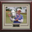 Inbee Park Wins US Womens Open Champion Framed Photo