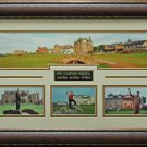 St Andrews Open Champions Farewell Photo Framed