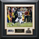 Russell Wilson Signed Seattle Seahawks Photo