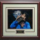 Novak Djokovic 2015 Australian Open Champion Photo Display.