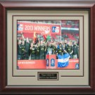 Wigan Athletic 2013 FA Cup Champions Photo Framed