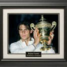 Rafael Nadal Wimbledon 16x20 Photo Framed