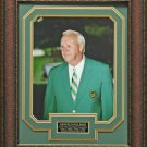 Arnold Palmer Green Jacket 16x20 Photo Display
