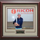 Stacy Lewis Wins 2013 British Open Champion Photo Framed