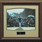 Adam Scott 2013 Masters 16x20 Photos with Replica Signature Display.