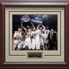 Louisville Cardinals Photo NCAA Men's Basketball Champions Framed