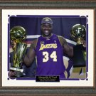 Shaquille O'Neal Photo Framed