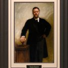 Theodore Roosevelt Portrait Photo Framed