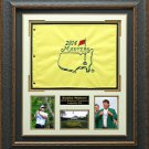 Bubba Watson 2014 Masters Champion Photo Display