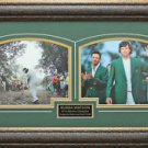 Bubba Watson 2012 Masters Champion Photo Display.