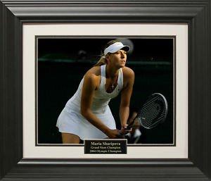 Maria Sharapova 16x20 Photo Framed