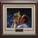 Andy Murray 2013 Wimbledon Champion Photo Framed