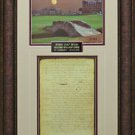 Rules of Golf Photo Framed Display