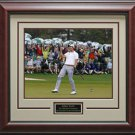 Adam Scott Wins The Masters Photo Framed