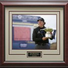 Phil Mickelson 2013 Scottish Open Champion Framed 16x20 Photo