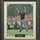 Phil Mickelson Master Champion Photo Framed