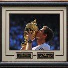 Andy Murray 2013 Wimbledon Champion Framed Photo