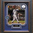 Ken Griffey Jr Signed Baseball Collage Display.
