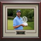 Matt Kuchar Wins Memorial Framed 16x20 Photo