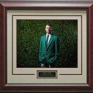 Adam Scott Green Jacket 16x20 Photo Framed