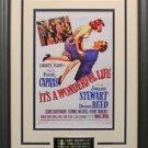 Wonderful Life 11x17 Framed Movie Poster