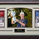 Justin Rose 2013 US Open 11x14 Photo Framed