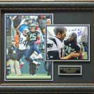 Richard Sherman Signed Seattle Seahawks Photo Framed.