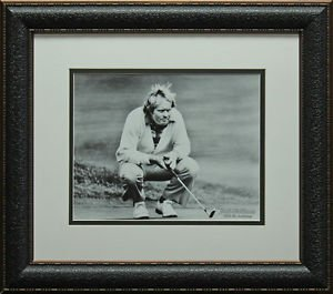 Jack Nicklaus 1978 St Andrews Photo Display