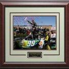 Carl Edwards 2014 Toyota 500 Champion Photo Display.