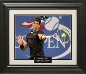 Rafael Nadal 16x20 Photo Framed