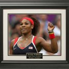 Serena Williams 16x20 Photo Framed