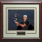 Dustin Johnson 2015 WGC Cadillac Champion 11x14 Photo Display.