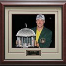 Jonas Blixt 2013 Greenbrier Classic Champion Photo framed
