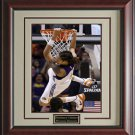 Brittney Griner Phoenix Mercury Dunk Photo Framed