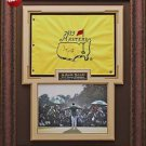Adam Scott Autographed 2013 Masters Framed