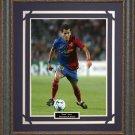 Dani Alves FC Barcelona Framed Photo