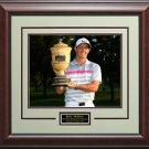 Rory McIlroy 2014 Bridgestone Champion Photo Display.
