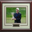 Kevin Streelman 2014 Travelers Champion Photo Display.