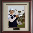 Inbee Park Wins Kraft Nabisco 16x20 Photo Framed