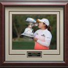 Inbee Park Wins Wegmans Champion 11x14 Photo Framed