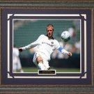 David Beckham LA Galaxy Framed Photo