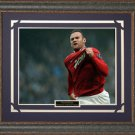 Wayne Rooney Manchester United Framed Photo