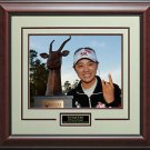 Na Yeon Choi 2015 Coates Golf Champion 16x20 Photo Display.