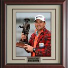 Graeme McDowell Wins RBC Heritage Champion Photo Framed