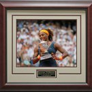 Serena Williams Wins French Open Champion Framed 16x20 Photo