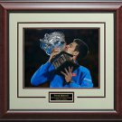 Novak Djokovic 2015 Australian Open Champion 16x20 Photo Display.