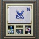 Rory McIlroy 2014 PGA Championship Flag Display.